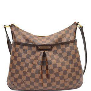 Louis Vuitton Bloomsbury Pm Damier Ebene Crossbody